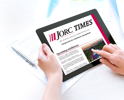 Stay up-to-date with the Jorc Times